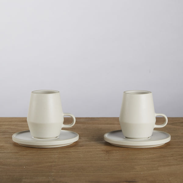 Mato Saucers, set of two