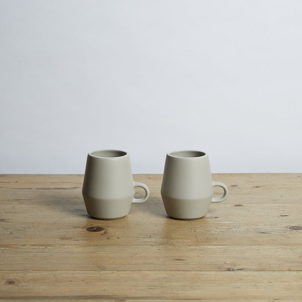 Mato Cups, set of two