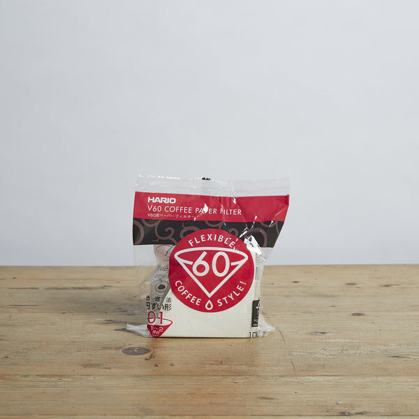 01 Cup V60 Filter Papers