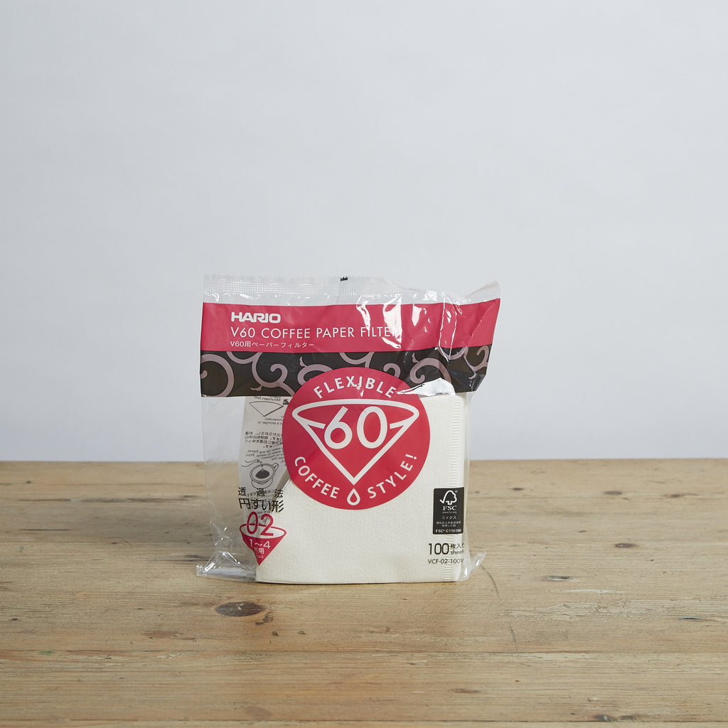 02 Cup V60 Filter Papers
