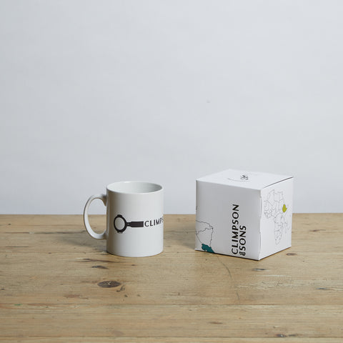 Climpson's Portafilter Coffee Mug