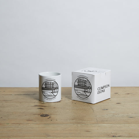 Climpson & Sons Heritage Mug - Gas Towers