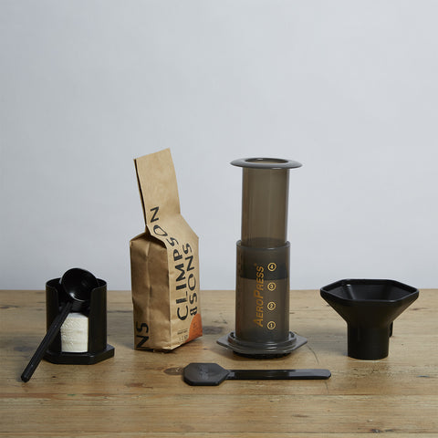 Aeropress & Coffee Pack