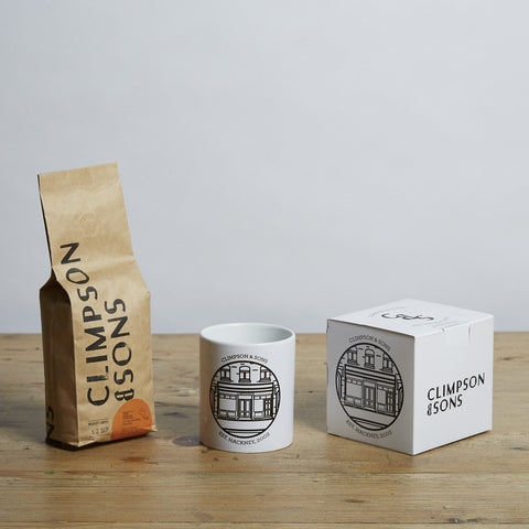 Coffee & Mug Gift Box
