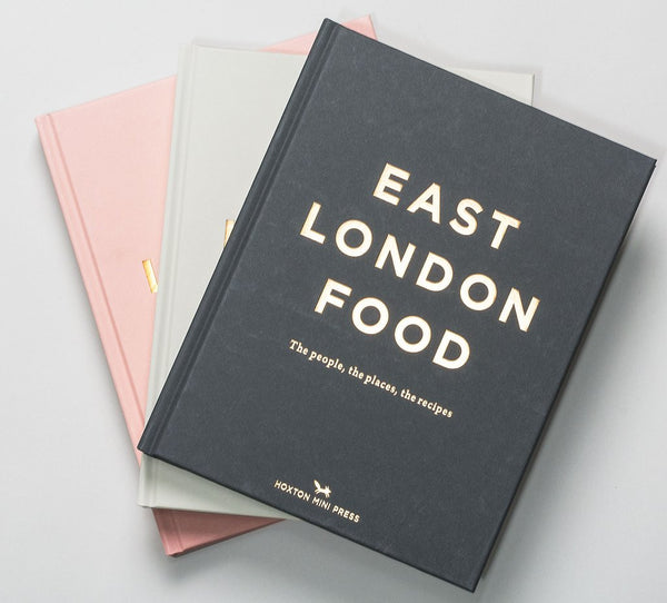 East London Food Book