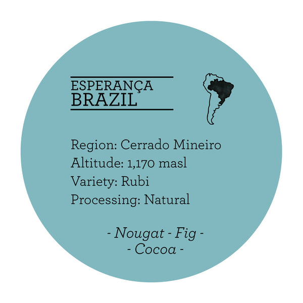 Single Origin: Esperança, Brazil