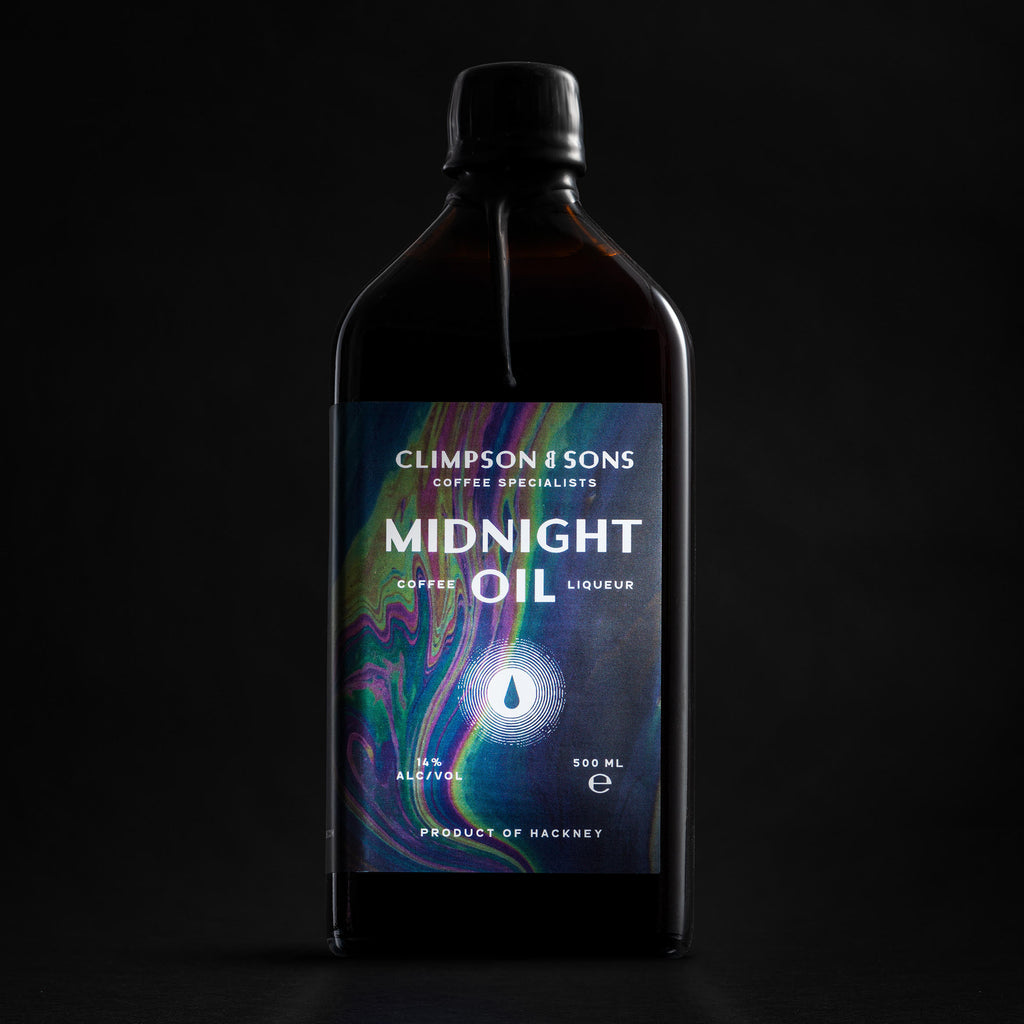 Midnight Oil Coffee Liqueur 500ml