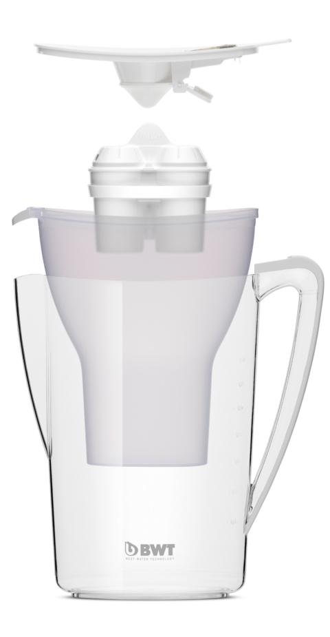 BWT Penguin Magnesium Mineralized Water Filter Jug