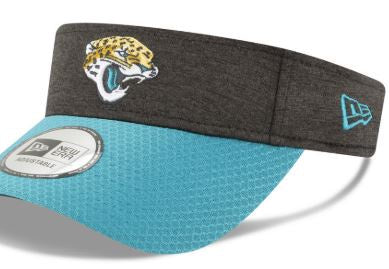 NFL Jacksonville Jaguars New Era 2018 Training Team Training Visors