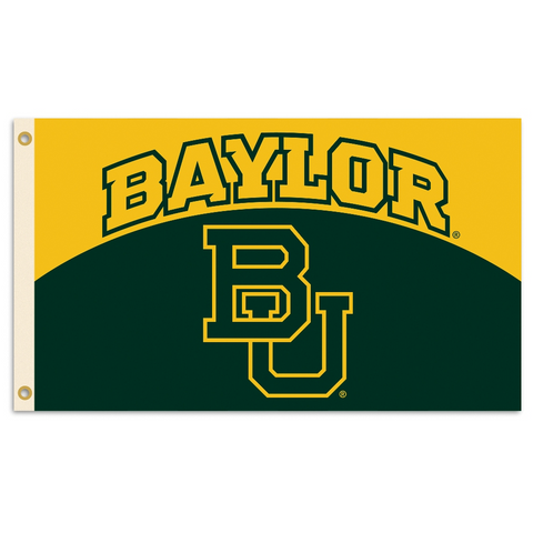 NCAA Baylor Bears 3 Ft. X 5 Ft. Flag W/Grommets