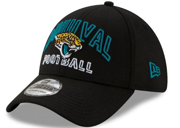 NFL Jacksonville Jaguars 2020 Draft 39Thirty Flex Fit Hat