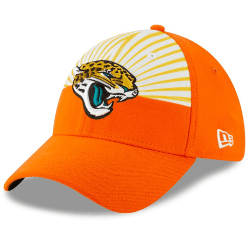 NFL  Jacksonville Jaguars New Era 2019 Draft Spotlight 39THIRTY Flex Hat