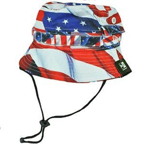 New Era USA America Bucket Hat