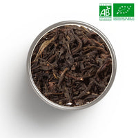 Thé Oolong nature Chine fine oolong fu liang farm BIO en vrac