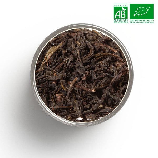 Thé Oolong nature Chine fine oolong fu liang farm BIO en vrac 1 Kg