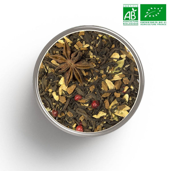 Pu Erh Power Chai BIO
