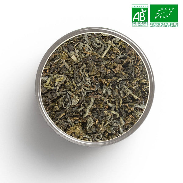 Thé Oolong nature China Oolong Tie Guan Yin BIO en vrac 1 Kg
