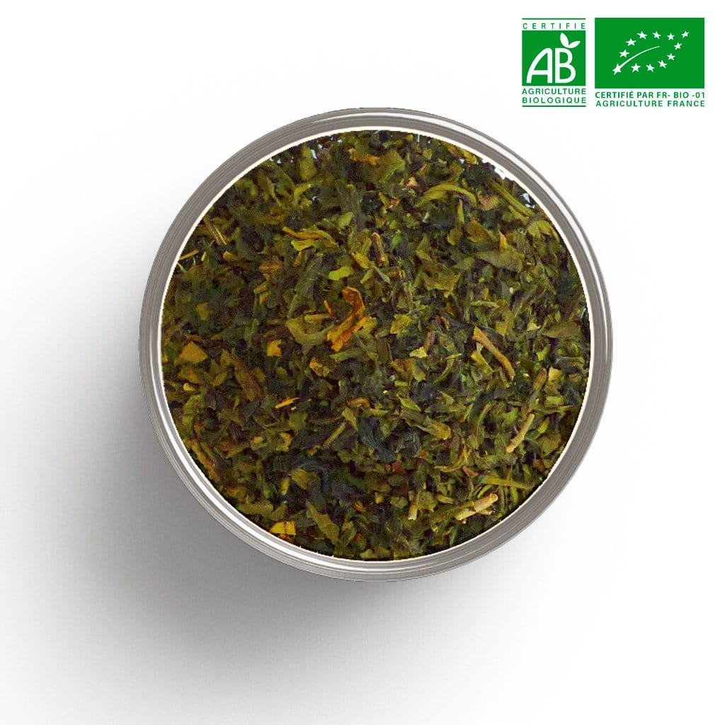 Thé Oolong nature China oolong Shui Xian BIO en vrac 1 Kg