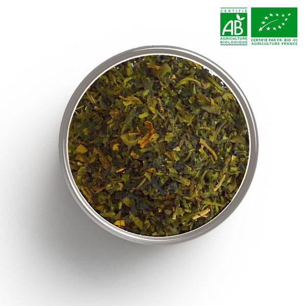 Thé Oolong nature China oolong Shui Xian BIO en vrac