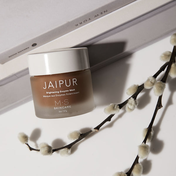 JAIPUR | Brightening Enzyme Mask - Mullein and Sparrow
