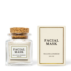 Facial Mask - Mullein & Sparrow