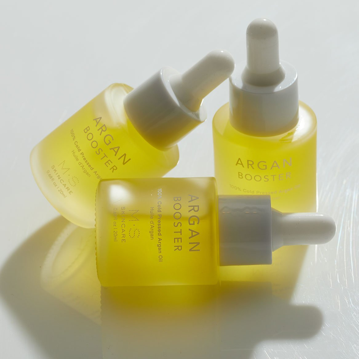 ARGAN | Booster Oil - M.S Skincare