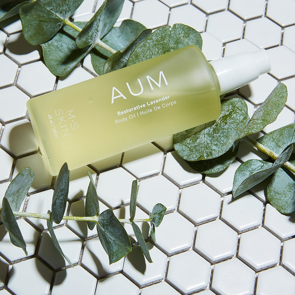 AUM | Restorative Body Oil - Mullein and Sparrow