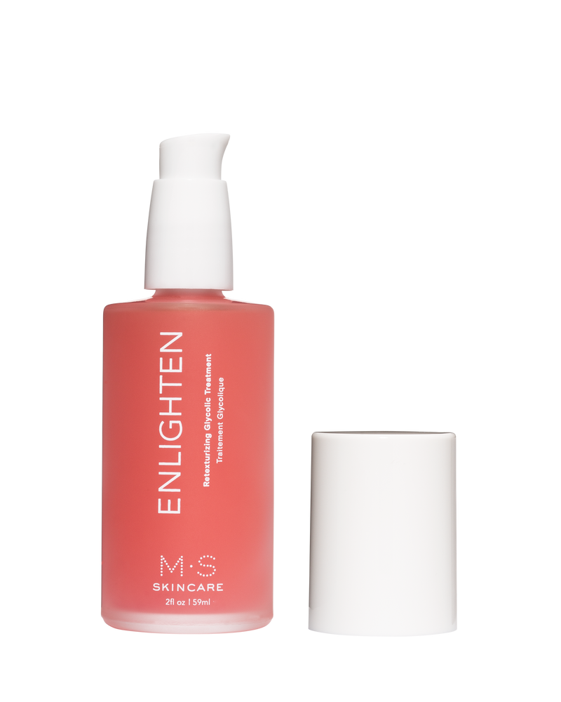 ENLIGHTEN | Retexturizing Glycolic Treatment - M.S Skincare