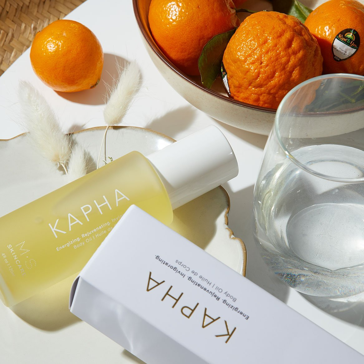 KAPHA | Energizing Body Oil - Mullein and Sparrow