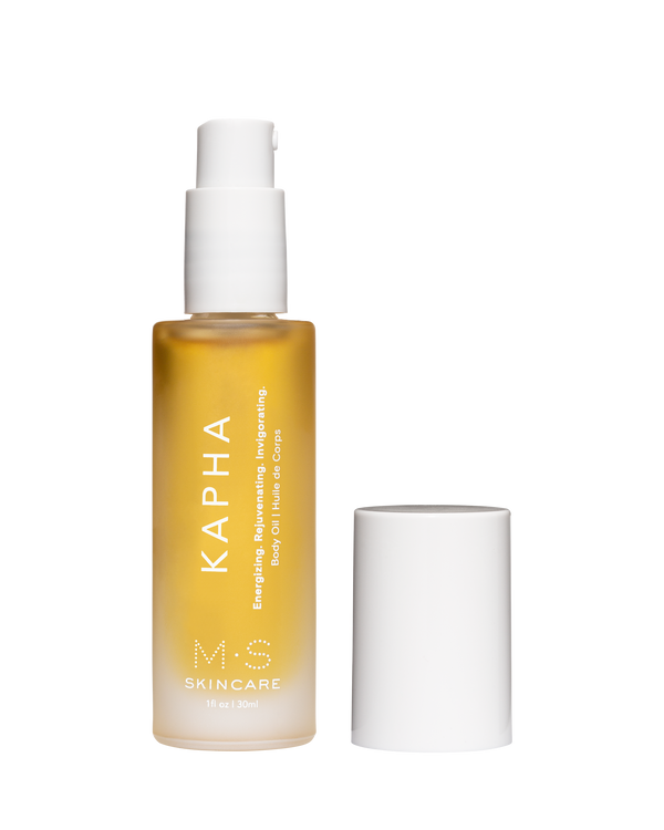 1oz | Kapha Energizing Body Oil - M.S Skincare