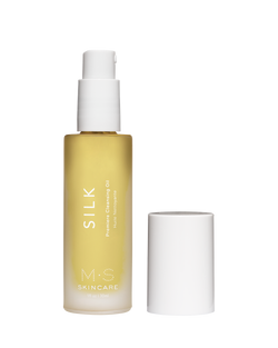 1 oz | Silk Premier Cleansing Oil - M.S Skincare