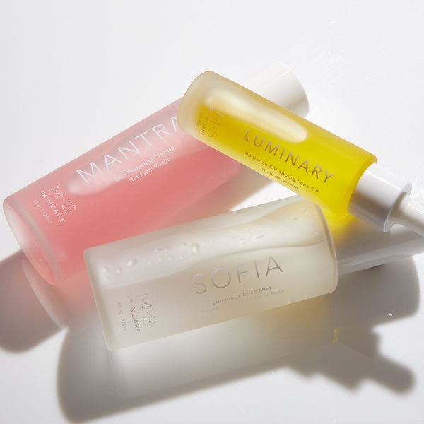 RENEW TRIO | For Normal to All Skin Types - Mullein and Sparrow