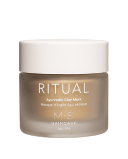 RITUAL | AYURVEDIC CLAY MASK - Mullein and Sparrow