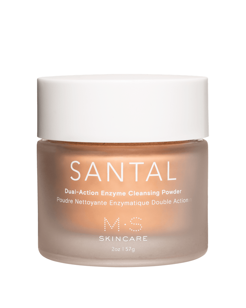SANTAL | Dual-Action Enzyme Cleansing Powder - M.S Skincare