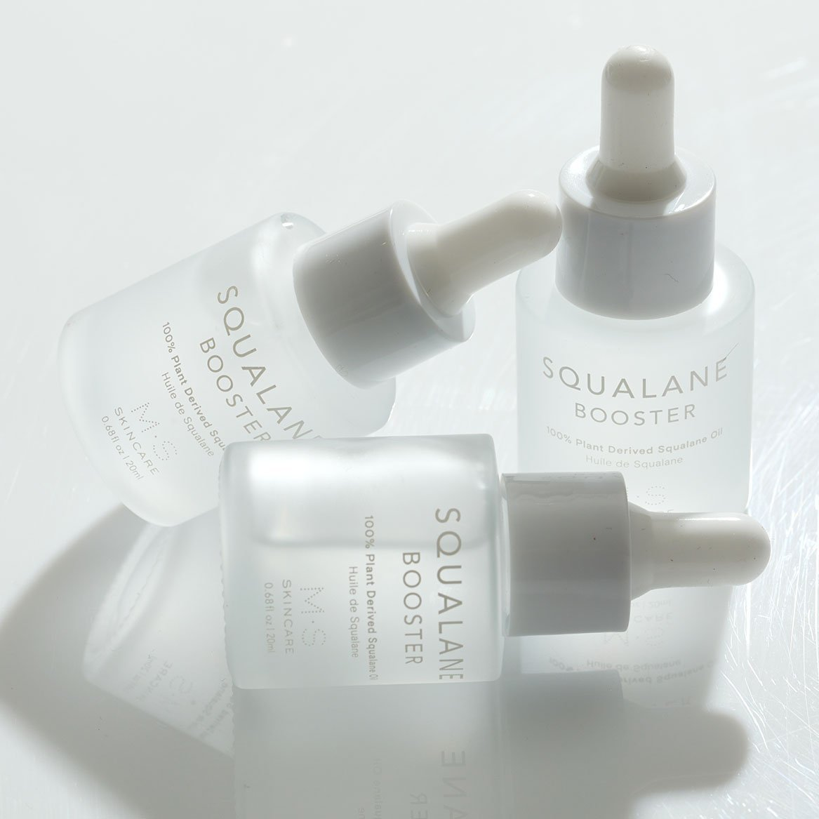 SQUALANE | Booster Oil - Mullein and Sparrow