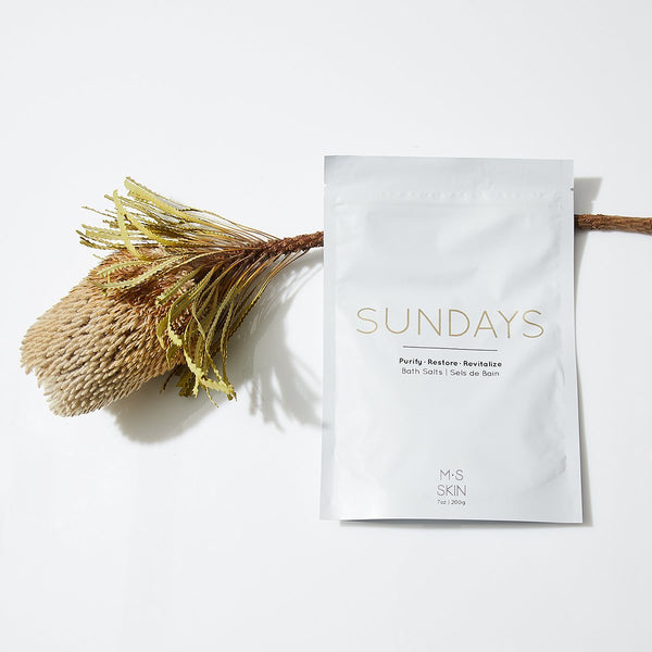 SUNDAYS | Detox Bath Salts - M.S Skincare