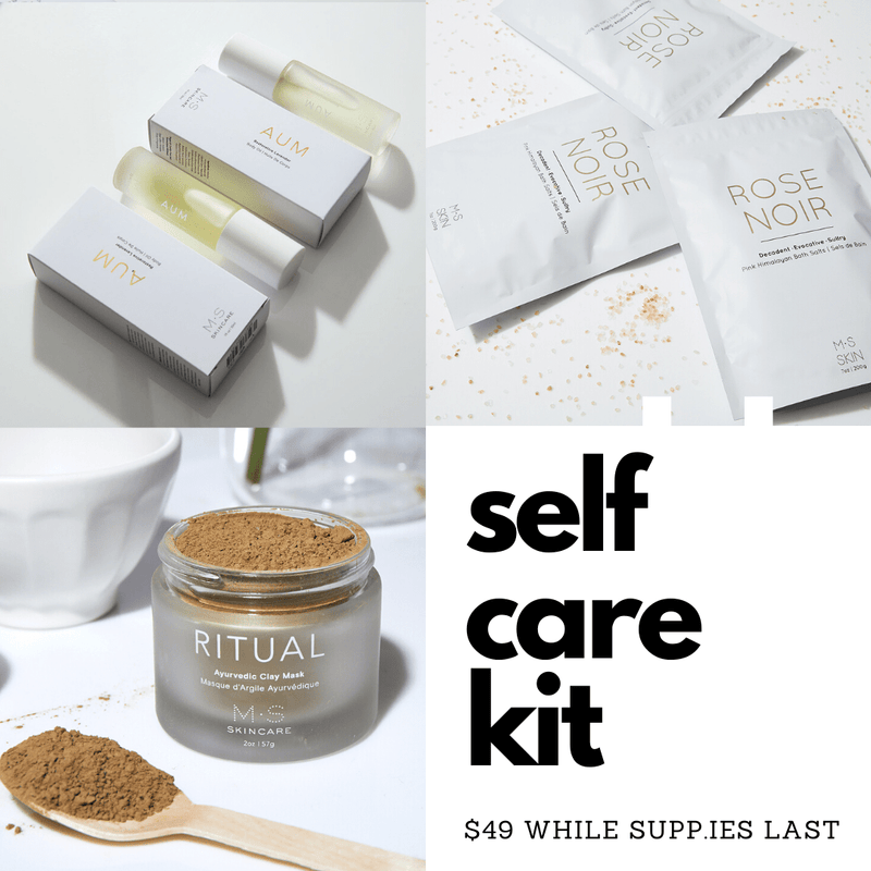 Self Care Kit - M.S Skincare
