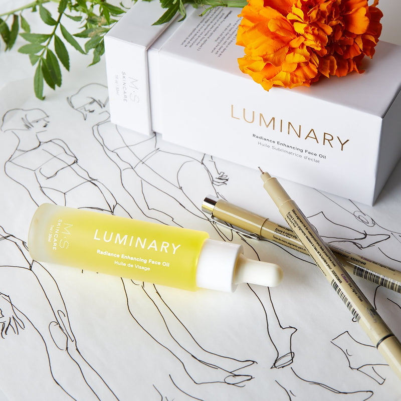 WSC LUMINARY | Radiance Enhancing Face Oil - M.S Skincare