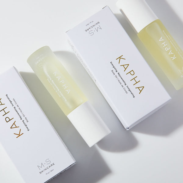 WSC travel size | Kapha Energizing Body Oil - M.S Skincare