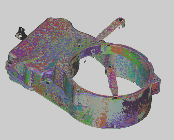 High accuracy 3D Scanning Services.