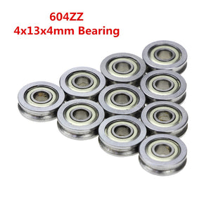 10Pcs/lot extruder idler bearing. Free Shipping (2-3 weeks)