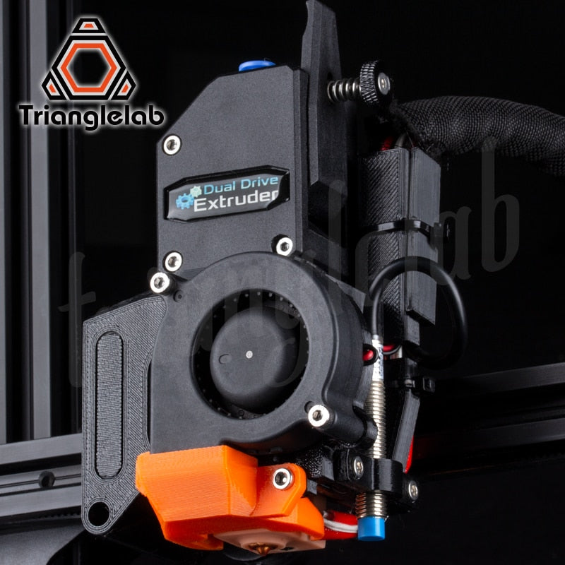 Direct Drive BMG Dual Gear Extruder Upgrade Kit for CR10 & Ender3 FREE SHIPPING 20 to 90 days