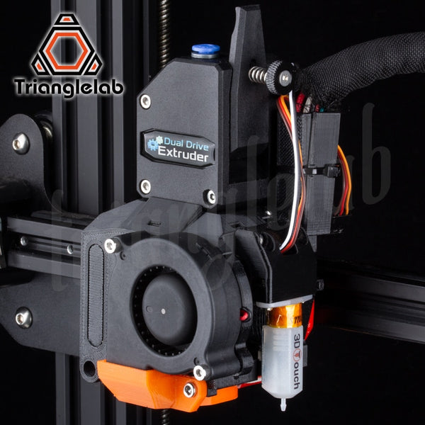 Direct Drive BMG Dual Gear Extruder Upgrade Kit for CR10 & Ender3 With Pancake Stepper Motor Included
