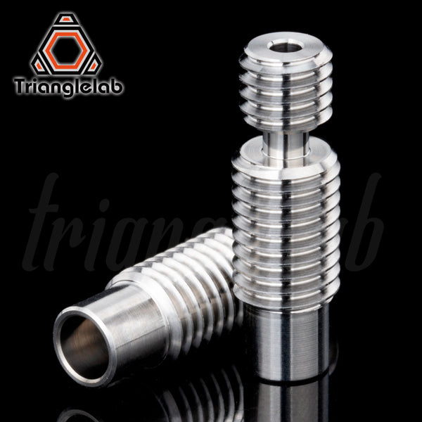 Titanium Throat/Heatbreak for Formbot/Vivedino Raptor 2.0 and T-Rex 3.0