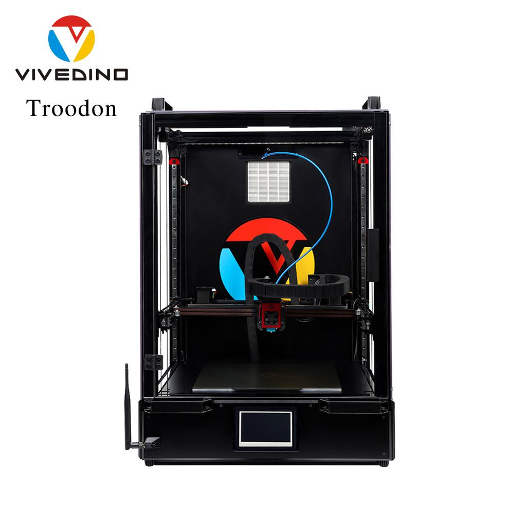 VIVEDINO High Degree of Accuracy COREXY 3D Printer Auto Bed Leveling $1499-$1899 USD