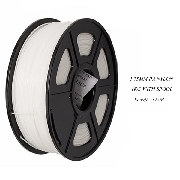 AUSTRALIA ONLY SUNLU PA Nylon Filament 1.75mm 1KG Free shipping from China to Australia