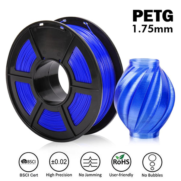 PETG 3D Printer Filament 1.75mm  1KG Spool
