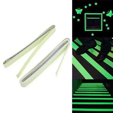 1cmx300cm Glow in the Dark Tape