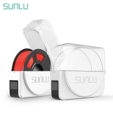 SUNLU 3D Filament Dryer Keep Filament Dry Storage Box 3D Printer Good Parneter FilaDryer S1