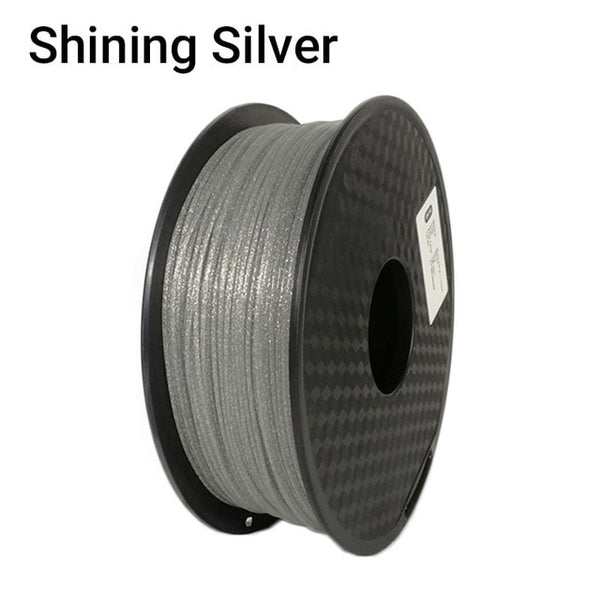 Glitter Filled PLA Filament 1.75mm
